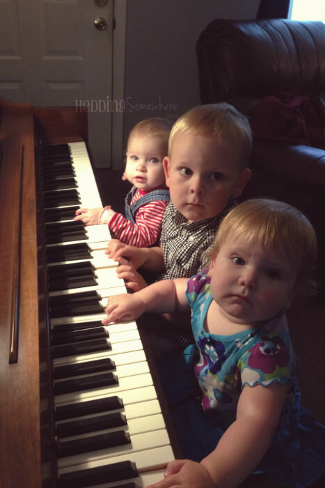 139 piano babies