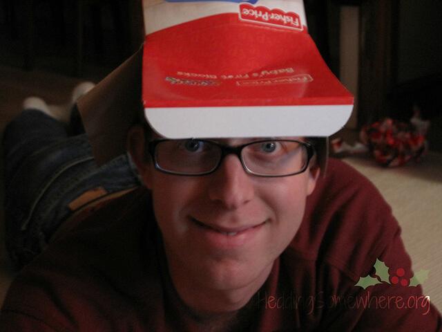 """Leon's """"hat"""""""
