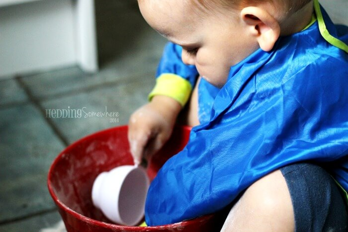 lessons from a toddler make messes 2